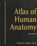 Atlas of Human Anatomy Book
