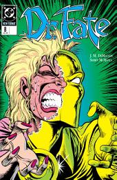 Doctor Fate (1988-) #8