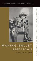 Making Ballet American PDF