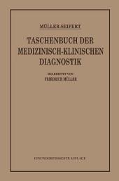 Taschenbuch der Medizinisch-Klinischen Diagnostik: Ausgabe 31