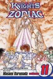 Knights of the Zodiac (Saint Seiya), Vol. 11: To You I Entrust Athena
