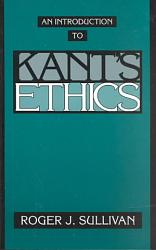An Introduction To Kant S Ethics Book PDF