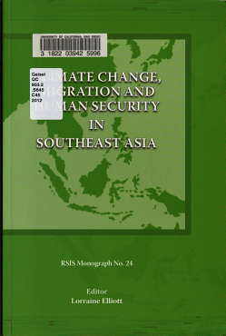 Climate Change  Migration and Human Security in Southeast Asia PDF