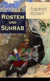 Rostem und Suhrab: Heldengeschichte in 12 Büchern - Aus dem persischen Heldenepos Schahname