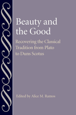 Beauty and the Good