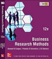 Business Research Methods  12 e  SIE  PDF