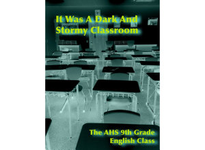 It Was A Dark And Stormy Classroom Book