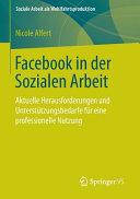 Facebook in der Sozialen Arbeit PDF