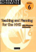 Heinemann Maths Key Stage 2 Numeracy Support Book Year 6 PDF