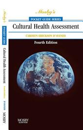 Mosby's Pocket Guide to Cultural Health Assessment - E-Book: Edition 4