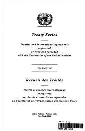 Treaty Series 2187 /2002
