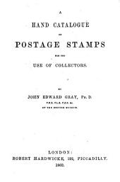 A hand catalogue of postage stamps
