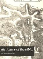 dictionary of the bible   PDF