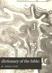 dictionary of the bible: