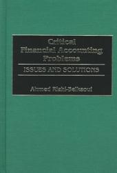 Critical Financial Accounting Problems: Issues and Solutions