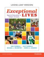Exceptional Lives PDF