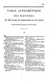 Recueil des traités et conventions entre la France et les puissances alliées, en 1814 et 1815: suivi de l'acte du Congrès de Vienne