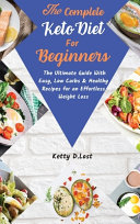 The Complete Keto Diet for Beginners PDF