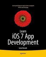 Learn iOS 7 App Development