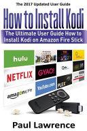 How to Install Kodi on Firestick PDF