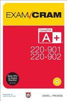 CompTIA A  220 901 and 220 902 Exam Cram PDF
