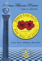 Hibiscus Masonic Review PDF