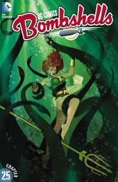 DC Comics: Bombshells (2015-) #25