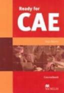 Ready for CAE PDF