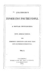 Chamber S Information For The People Book PDF