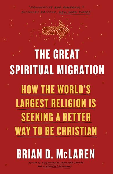 Download The Great Spiritual Migration Book
