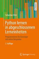 Python lernen in abgeschlossenen Lerneinheiten PDF