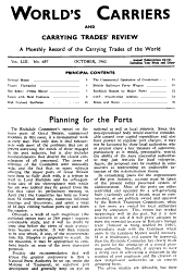 The World s Carriers and Carrying Trades  Review PDF