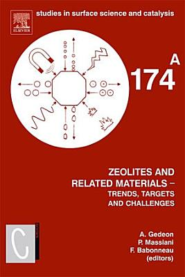 Zeolites and Related Materials  Trends Targets and Challenges SET  PDF