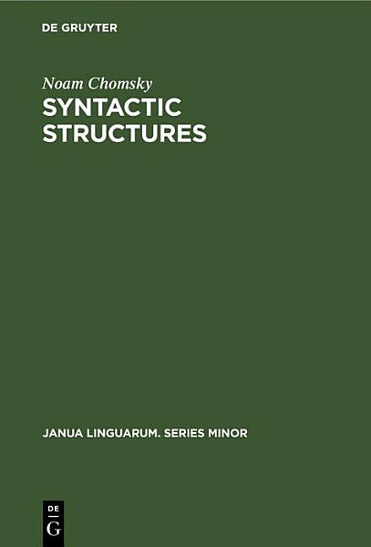 Download Syntactic Structures Book