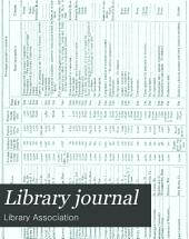 Library Journal: Volume 19