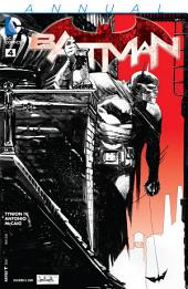 Batman Annual (2011-) #4