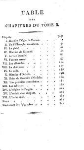 Les chevaliers du cygne, ou la cour de Charlemagne: Conte historique et moral pour servir de suite aux Veillées du château, et dont tous les traits qui peuvent faire allusion à la Révolution Française, sont tirés de l'histoire, Volume2