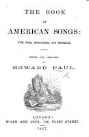 The Book of American Songs PDF