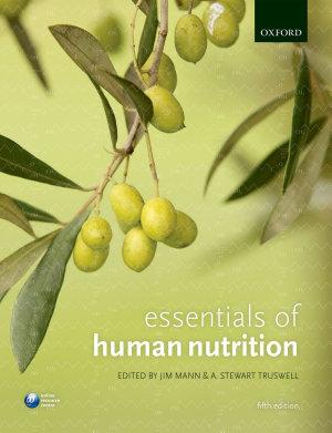 Essentials of Human Nutrition PDF