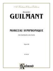 Morceau Symphonique, Op. 88: Trombone Solo with Piano