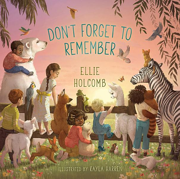 Download Don t Forget to Remember Book