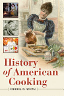 History of American Cooking