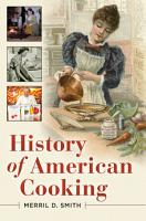History of American Cooking PDF