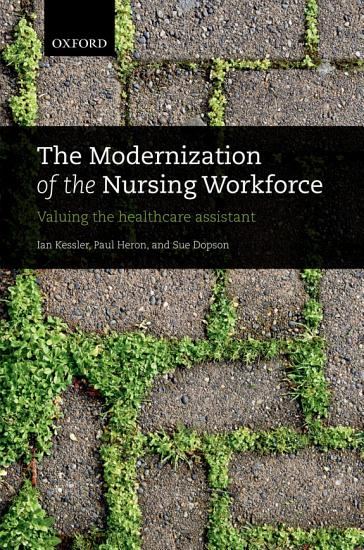The Modernization of the Nursing Workforce PDF