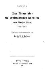 Der Laufner Don Juan: ein Beitrag zur Geschichte des Volksschauspiels, Ausgaben 1-6