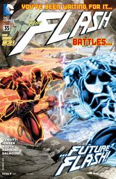 The Flash (2011-) #35