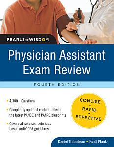 Physician Assistant Exam Review Book