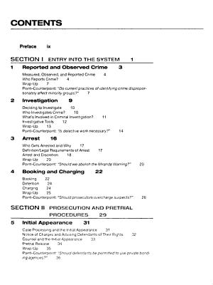 The Criminal Justice System PDF