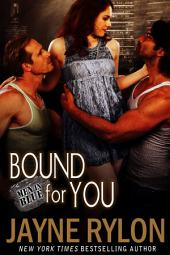 Bound For You: An MMF Menage BDSM Romantic Suspense Novel