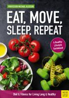 Eat  Move  Sleep  Repeat PDF